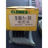 Metales De Biela Cb-960-p-010 Amc Jeep Motor 199,232,241,258