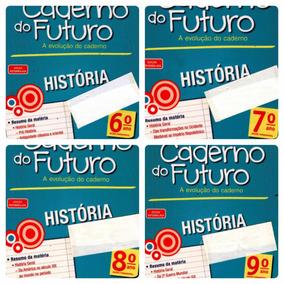 Coleção Caderno Do Futuro História 6 Ao 9 Ano Do Professor