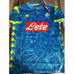 a18146a2849d6 Camiseta Napoli 2018 - Camisetas de Clubes Extranjeros Adultos ...