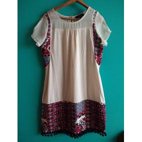 89451e60ba Vestidos Tradicionales Mexicanos Largos Mujer - Vestidos Blanco en ...