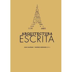 Arquitectura Escrita - V.v.a.a