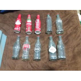 Garrafas Colecionaveis Históricas Coca-cola