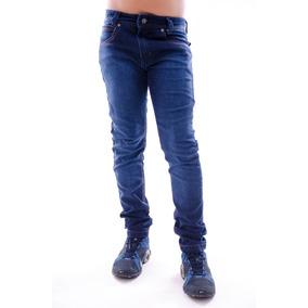 Calça Infantil Masculino Jeans Com Lycra E Detalhes Luxo 236