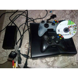 Xbox 360 Slim Original. 2 Controles