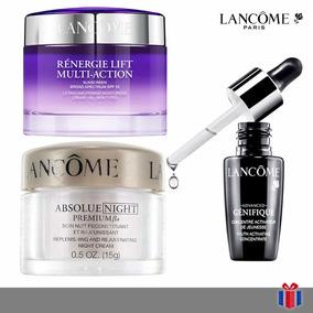 Lancome Set Cremas Más Muestras De Maquillaje