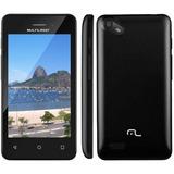 Celular Smartphone Quad Core 4 Pol Dual Chip 3g Camera 5 Mp