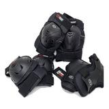 Kit De Proteção Traxart Dr 029 - Para Patins Roller Skate