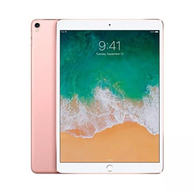 Ipad Pro Apple 10.5 Rosê Wi-fi 256 Gb Com Película Vidro