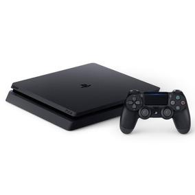 Playstation 4 Novo Ps4 + 2 Jogos Mídia + 1 Jogo Digital