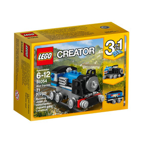 Expreso Azul Lego - 31054