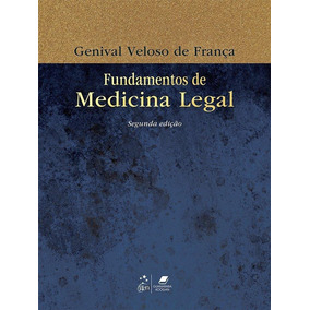 Fundamentos De Medicina Legal - 2ª Ed. 2012