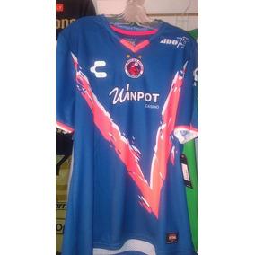 Camiseta Tiburones Rojos Del Veracruz en Mercado Libre México fa9b9979e5ccc