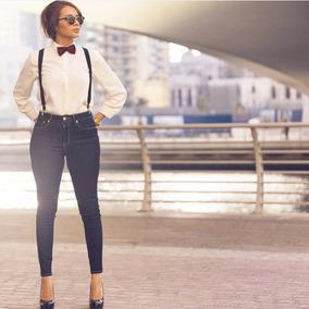 Accesorio Moda Mujer Tirante Y Moño Envio Gratis Dama Modern
