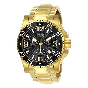 Relógio Invicta De Ouro 18k 23903 Original + Garantia 5 Anos