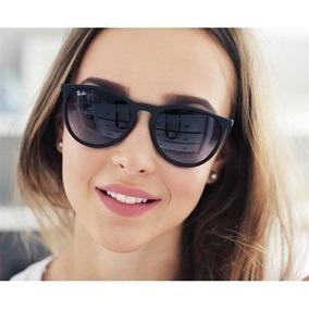 Oculos Gatinho Ray Ban Erika - Óculos no Mercado Livre Brasil 425693feba