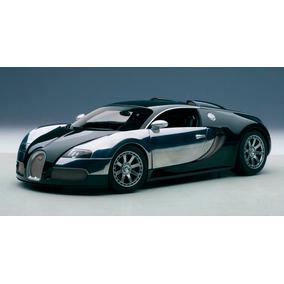Miniatura Bugatti Veyron 16.4 Centenaire Auto Art 1:18
