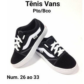 Tenis Vans Para Criança Importado - Tênis no Mercado Livre Brasil 71a24fbd0e0b9
