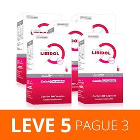 Libidol Feminino| Pague 3 Leve 5 | Estimulante| Frete Grátis