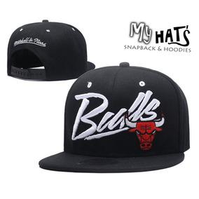 Gorras Planas Chicago Bulls en Mercado Libre México 4744a01e136