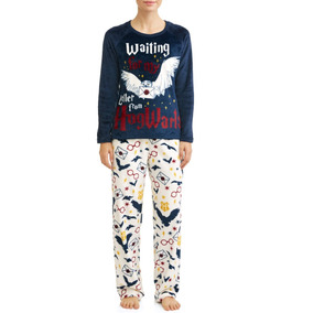 Pijama Importada Para Dama De Harry Potter