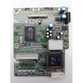 Placa Principal Monitor Proview 200-100-m7131 Rev:s3