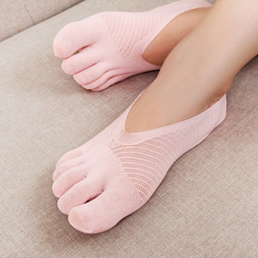 Calcetin Que Protege Los Dedos Del Pie Medias Calcetines