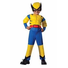 Disfraz Wolverine - Disfraces en Tamaulipas en Mercado Libre México 0692a9d71fd8