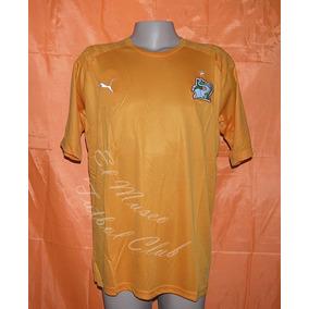 Camiseta Puma Costa De Marfil Titular World Cup Brasil 2014