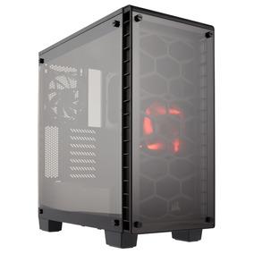 Gabinete Corsair Crystal Series 460x Compact Cc-9011099-ww