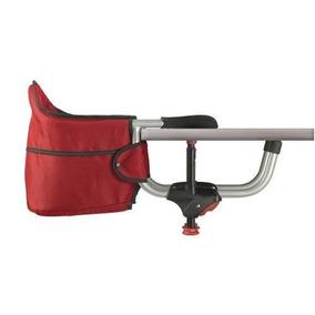 Chicco Silla Y Adaptador Para Mesa De Comer P/bebe (rojo)