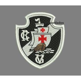 Escudo Bordado Vasco - Artigos de Armarinho no Mercado Livre Brasil 48e89b07cb71d