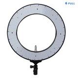 Iluminador Ring Light Led 12 Polegada 60w C/ Dimmer