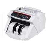 Maquina Contadora De Billetes Detector Uv Mg Bagc
