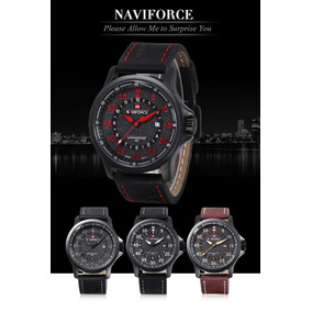 Relógio Naviforce Original 9076 (pronta Entrega)