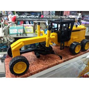 Super Trator Motoniveladora De Brinquedo - Somos Loja