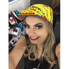 Gorro Afro - Boinas no Mercado Livre Brasil 73e30f07c4a