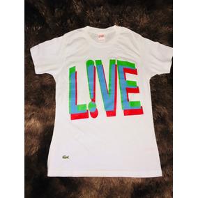 Camisa Lacoste - Camisa Masculino em Fortaleza no Mercado Livre Brasil f57e3a044d