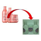 Loreal Inforcer Shampoo + Condicionad + Máscara Fração 100ml