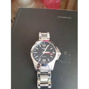 Longines Conquest Gmt Automatico Jumbo 41mm