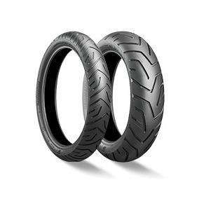 Kit Pneu Bridgestone A41 100/90 R19 57v & 140/80 R17 69v