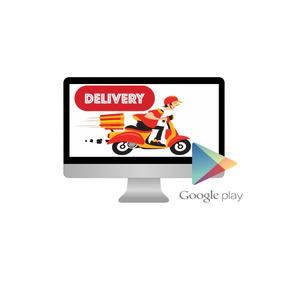 Sistema De Delivery Site + Aplicativo