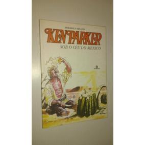 Ken Parker 7 Sob O Céu Do México Ed Tapejara - Tendência