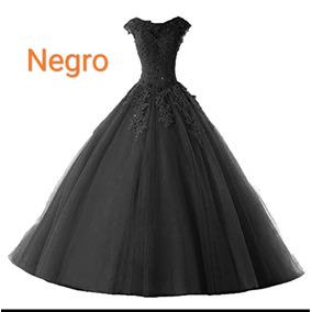 Vestidos de xv vino con negro