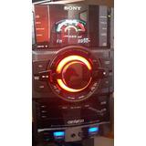 Equipo De Sonido Marca Sony Genezi. Gtr 55