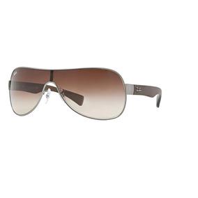 1407df6a83127 Oculos Solar Ray Ban Rb 3471 004 71 Grafite Lente G15 - Óculos no ...