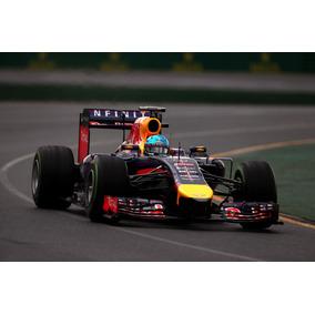 1/18 Minichamps Red Bull Rb10 Vettel F1 2014 - Racer