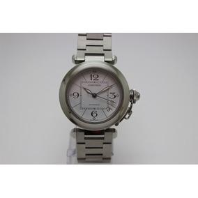 afa055e891c Relogio Cartier Pasha C Em - Relógios no Mercado Livre Brasil