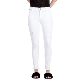 Jean Mujer Ross Koxis