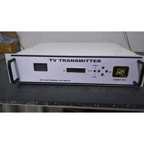 Transmissor Tv Digital Isdb-tb 50 Wats