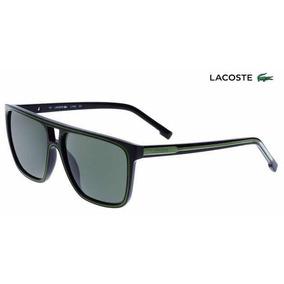 Oculos De Sol Masculino Lacoste Made In Italy 100% Original. R  910 42cbecf43c